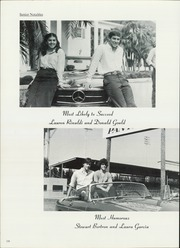 Page 232, 1981 Edition, H B Plant High School - Panther Yearbook (Tampa, FL) online yearbook collection