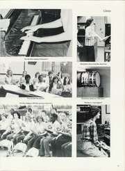 Page 57, 1981 Edition, H B Plant High School - Panther Yearbook (Tampa, FL) online yearbook collection