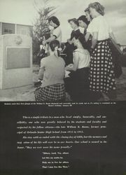 Page 17, 1953 Edition, Boone High School - Boone Legend Yearbook (Orlando, FL) online yearbook collection