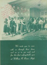 Page 5, 1953 Edition, Boone High School - Boone Legend Yearbook (Orlando, FL) online yearbook collection
