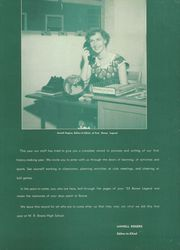 Page 9, 1953 Edition, Boone High School - Boone Legend Yearbook (Orlando, FL) online yearbook collection