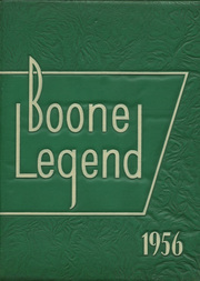 Page 1, 1956 Edition, Boone High School - Boone Legend Yearbook (Orlando, FL) online yearbook collection