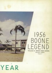 Page 7, 1956 Edition, Boone High School - Boone Legend Yearbook (Orlando, FL) online yearbook collection
