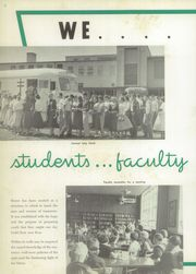 Page 8, 1956 Edition, Boone High School - Boone Legend Yearbook (Orlando, FL) online yearbook collection