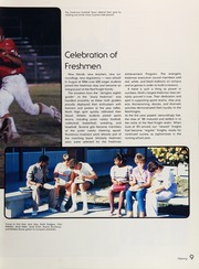 Page 13, 1985 Edition, North Fort Myers High School - Lance Yearbook (North Fort Myers, FL) online yearbook collection