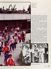 Page 15, 1985 Edition, North Fort Myers High School - Lance Yearbook (North Fort Myers, FL) online yearbook collection