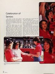 Page 6, 1985 Edition, North Fort Myers High School - Lance Yearbook (North Fort Myers, FL) online yearbook collection