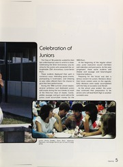 Page 9, 1985 Edition, North Fort Myers High School - Lance Yearbook (North Fort Myers, FL) online yearbook collection