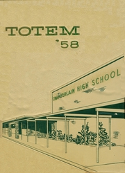 Page 1, 1958 Edition, Chamberlain High School - Totem Yearbook (Tampa, FL) online yearbook collection