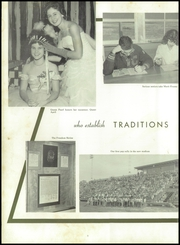 Page 10, 1958 Edition, Chamberlain High School - Totem Yearbook (Tampa, FL) online yearbook collection