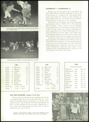 Page 104, 1958 Edition, Chamberlain High School - Totem Yearbook (Tampa, FL) online yearbook collection