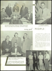 Page 12, 1958 Edition, Chamberlain High School - Totem Yearbook (Tampa, FL) online yearbook collection