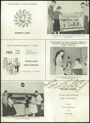 Page 162, 1958 Edition, Chamberlain High School - Totem Yearbook (Tampa, FL) online yearbook collection