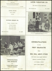 Page 163, 1958 Edition, Chamberlain High School - Totem Yearbook (Tampa, FL) online yearbook collection