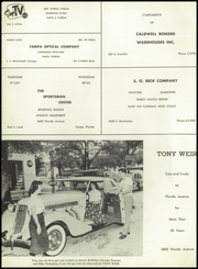Page 166, 1958 Edition, Chamberlain High School - Totem Yearbook (Tampa, FL) online yearbook collection