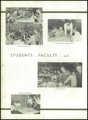 Page 8, 1958 Edition, Chamberlain High School - Totem Yearbook (Tampa, FL) online yearbook collection