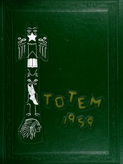 Page 1, 1959 Edition, Chamberlain High School - Totem Yearbook (Tampa, FL) online yearbook collection