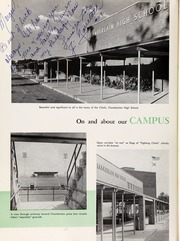 Page 10, 1960 Edition, Chamberlain High School - Totem Yearbook (Tampa, FL) online yearbook collection