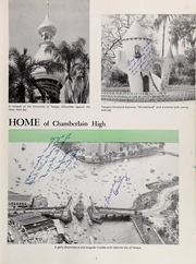 Page 9, 1960 Edition, Chamberlain High School - Totem Yearbook (Tampa, FL) online yearbook collection