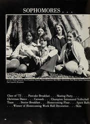 Page 92, 1973 Edition, St Thomas Aquinas High School - Veritas Yearbook (Fort Lauderdale, FL) online yearbook collection