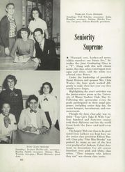 Page 16, 1952 Edition, Miami Jackson High School - Old Hickory Yearbook (Miami, FL) online yearbook collection