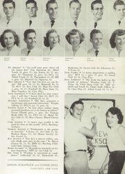Page 17, 1952 Edition, Miami Jackson High School - Old Hickory Yearbook (Miami, FL) online yearbook collection
