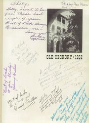 Page 5, 1952 Edition, Miami Jackson High School - Old Hickory Yearbook (Miami, FL) online yearbook collection