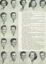 Page 12, 1954 Edition, Miami Jackson High School - Old Hickory Yearbook (Miami, FL) online yearbook collection