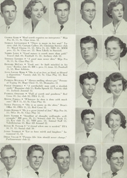 Page 13, 1954 Edition, Miami Jackson High School - Old Hickory Yearbook (Miami, FL) online yearbook collection