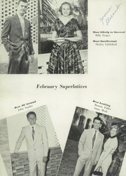 Page 14, 1954 Edition, Miami Jackson High School - Old Hickory Yearbook (Miami, FL) online yearbook collection