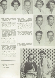 Page 17, 1954 Edition, Miami Jackson High School - Old Hickory Yearbook (Miami, FL) online yearbook collection