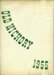 Miami Jackson High School - Old Hickory Yearbook (Miami, FL) online yearbook collection, 1955 Edition, Page 1