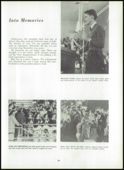 Page 23, 1960 Edition, Miami Jackson High School - Old Hickory Yearbook (Miami, FL) online yearbook collection