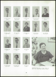 Page 33, 1960 Edition, Miami Jackson High School - Old Hickory Yearbook (Miami, FL) online yearbook collection