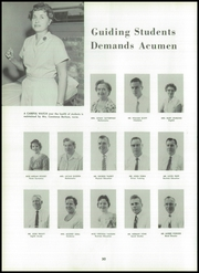 Page 34, 1960 Edition, Miami Jackson High School - Old Hickory Yearbook (Miami, FL) online yearbook collection