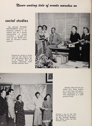 Page 12, 1955 Edition, Coral Gables High School - Cavaleon Yearbook (Coral Gables, FL) online yearbook collection