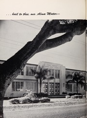 Page 6, 1955 Edition, Coral Gables High School - Cavaleon Yearbook (Coral Gables, FL) online yearbook collection
