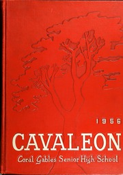 Page 1, 1956 Edition, Coral Gables High School - Cavaleon Yearbook (Coral Gables, FL) online yearbook collection