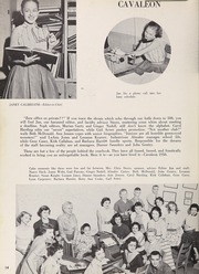 Page 10, 1956 Edition, Coral Gables High School - Cavaleon Yearbook (Coral Gables, FL) online yearbook collection