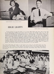 Page 11, 1956 Edition, Coral Gables High School - Cavaleon Yearbook (Coral Gables, FL) online yearbook collection
