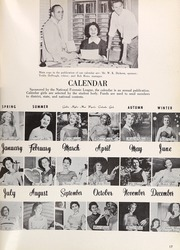 Page 14, 1956 Edition, Coral Gables High School - Cavaleon Yearbook (Coral Gables, FL) online yearbook collection