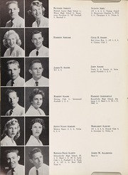 Page 202, 1956 Edition, Coral Gables High School - Cavaleon Yearbook (Coral Gables, FL) online yearbook collection