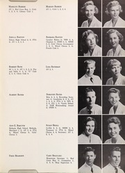 Page 205, 1956 Edition, Coral Gables High School - Cavaleon Yearbook (Coral Gables, FL) online yearbook collection