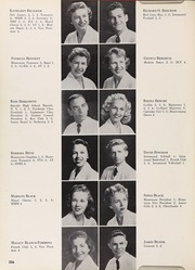 Page 206, 1956 Edition, Coral Gables High School - Cavaleon Yearbook (Coral Gables, FL) online yearbook collection