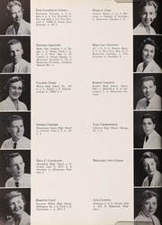 Page 210, 1956 Edition, Coral Gables High School - Cavaleon Yearbook (Coral Gables, FL) online yearbook collection