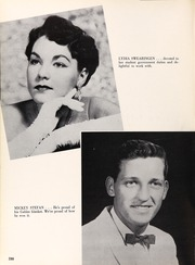 Page 288, 1956 Edition, Coral Gables High School - Cavaleon Yearbook (Coral Gables, FL) online yearbook collection