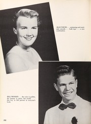Page 292, 1956 Edition, Coral Gables High School - Cavaleon Yearbook (Coral Gables, FL) online yearbook collection
