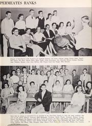 Page 7, 1956 Edition, Coral Gables High School - Cavaleon Yearbook (Coral Gables, FL) online yearbook collection
