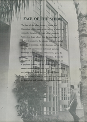 Page 13, 1958 Edition, Coral Gables High School - Cavaleon Yearbook (Coral Gables, FL) online yearbook collection