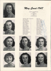 Page 12, 1947 Edition, Leon High School - Lions Tale Yearbook (Tallahassee, FL) online yearbook collection